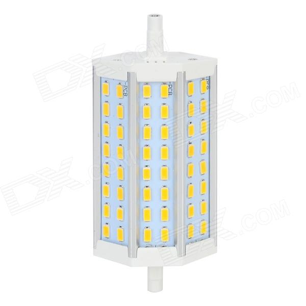 ZnDiy-BRY Z-102 R7S 12W 960lm 3000K 48 SMD 5630 LED Warm White Light Spotlight (AC 85~265V)Other Connector Bulbs<br>Form  ColorWhite + YellowColor BINWarm WhiteBrandZnDiy-BRYModelZ-102MaterialAluminiumQuantity1 DX.PCM.Model.AttributeModel.UnitPower12WRated VoltageAC 85-265 DX.PCM.Model.AttributeModel.UnitConnector TypeOthers,R7SChip BrandOthersEmitter TypeOthers,5630Total Emitters48Theoretical Lumens960 DX.PCM.Model.AttributeModel.UnitActual Lumens850~900 DX.PCM.Model.AttributeModel.UnitColor Temperature12000K,Others,2700~3000KDimmableNoOther FeaturesMainly used in advertising, plaque lighting, landscape lighting, hotel exterior lighting, workshop lighting, parking lot lighting, clothing shop lighting and other occasionsPacking List1 x LED bulb<br>
