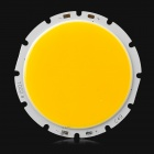 Fengyangdengshi D2 10W 300lm 3500K COB LED Warm White Light Source Module - Yellow + White (29~36V)