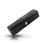 CAMAC CMK-50CBS USB Power Portable Music Speaker w/ Bluetooth v2.1, SD Card Reader, FM - Black