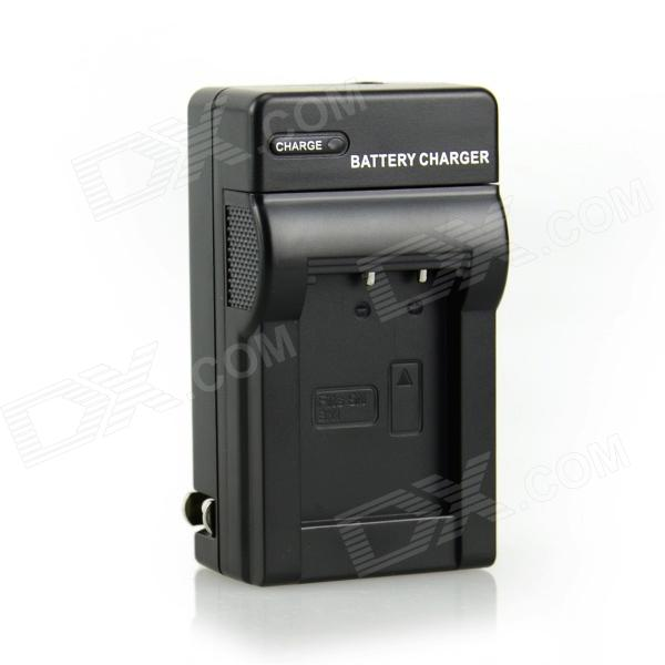 DSTE DC134 Camera NP-BX1 Battery Charger for Sony RX100 + More - Black