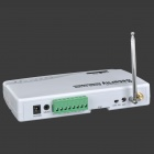 GSM Wireless Alarm Device w/ 8 Door Magnets / Probe - White