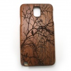 Carved-Birds-on-Tree-Pattern-Protective-Wooden-Back-Case-for-Samsung-Galaxy-Note-3-N9000-Brown