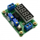 Jtron-DC-457e24V-to-DC-097e20V-Constant-Voltage-Current-Buck-w-4-Digit-Blue-LED-Display-Green