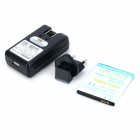 USB Power Battery Charger w/ 2300mAh 3.7V Li-ion Battery for Sony Xperia TX + More - Black (US Plugs)