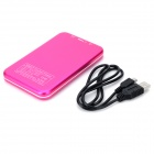S-What 6000T High Quality ''8000mAh'' Solar USB Power Bank w/ LED Indicator for IPHONE / IPOD / IPAD