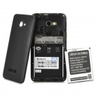 KingSing K2 Android 4.2 Dual-core WCDMA Bar Phone  - Black