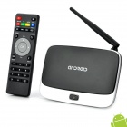 SCISHION Q7 Quad-Core Android 4.2 Mini PC Google TV Player w/ 2GB RAM / 8GB ROM / Bluetooth