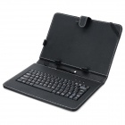"Keyboard Case Holder w/ Micro Interface for 10"" Tablet PC - Black"