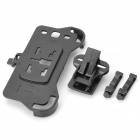Mini Car Air Outlet Holder Mount w/ Back Clip for Samsung Galaxy S3 i9300