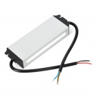 IP67 12V 5A Waterproof Electronic LED Power Supply - Silver (100~240V)