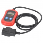"1.5"" LCD VAG PIN Code Reader / Key Programmer Device via OBD2 - Red + Black"