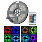 JRLED 72W 4500lm 300 x 5050 SMD LED RGB Highlight Decoración Luz de tira del coche (12V / 5 m)