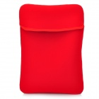 Waterproof Anti-static Sleeve Bag for 15 inch Tablet PC - Black + Red
