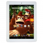 "Sosoon X5 9.7"" IPS Android 4.2.2 Quad Core 3G Phone Tablet PC w/ 1GB RAM, 16GB ROM, GPS - White"