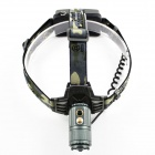 Dimmer DS-7 LED 700lm 3-Mode Touch Sensor Rotatable White Headlight - Camouflage (2x18650)