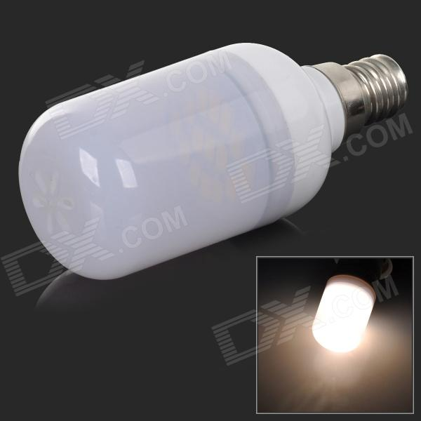 SENCART E12 1.8W 140lm 3000K 15 x SMD 5730 LED Warm White Lamp (220~240V)