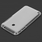 Protective TPU Back Case for Asus Fonepad Note 6 - Translucent White