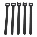Relliance CT-01 T Shaped Binding Band Cable Ties - Black (5PCS)