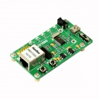 Waveshare Wifi500 Wi-Fi to UART Module / RJ45 Onboard / Transceiver Development Mother Board - Green