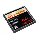 sandisk extreme pro 64 GB compactflash UDMA7 160mb / s SDCFXPS-064G