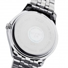 EYKI 8596 Men's Casual Fashion Luminous Quartz Watches - White + Blue