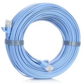30-Meter-RJ45-CAT-6-Flat-Network-Cable