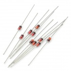 1W 3.3V~30V Zener / Regulator Diodes - Red + Black + Silver (14 x 10 PCS)