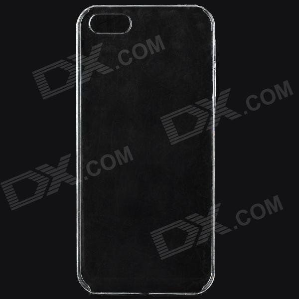 Ultra Thin Back Case for IPHONE 5 / 5S - Transparent
