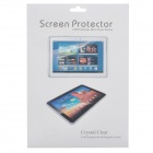 Dust-Proof Anti-Scratch PET Mirror Screen Guard Protector for IPAD 2 / 3 / 4 - Transparent