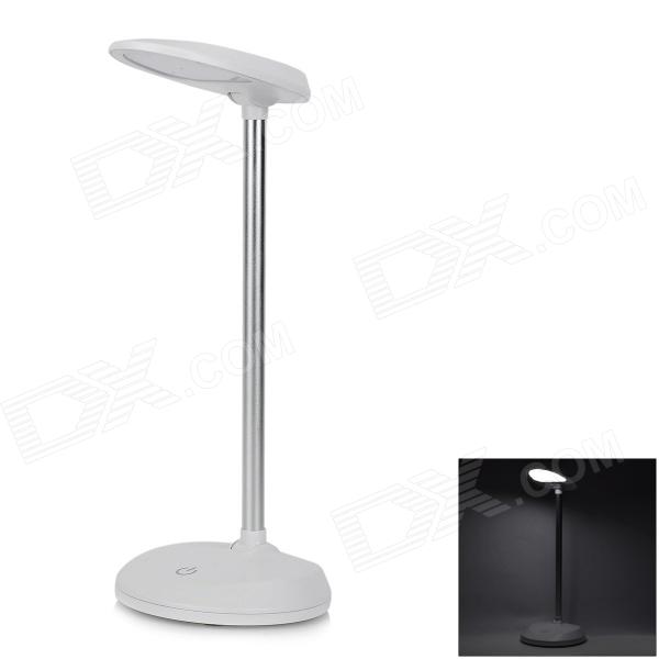 yishibao QY-181 1.4W 144lm 6000K 26-LED Neutral White Light USB Table Lamp - White (5V)