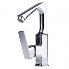 BY-8081 Fashionable 360 Degree Rotation Cold / Hot Kitchen Faucet - Silver