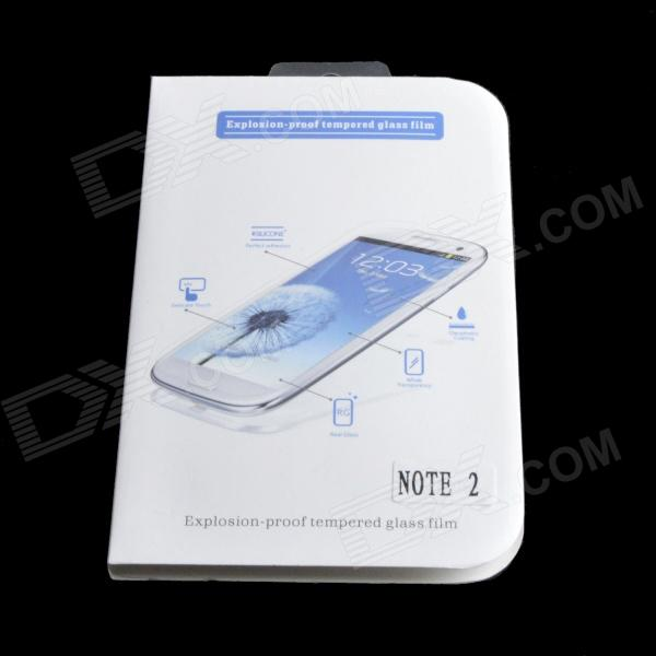 HH-139 Toughened Glass Screen Protector Film for Samsung Galaxy Note 2 / N7100 - Transparent