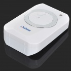 Quhwa QH-819 Digital Wireless Remote Doorbell Receiver + Controller Set - White
