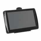"Q2U 5.0"" Touch Screen GPS Navigator w/ BT + AV IN + 4GB TF Card North America Maps - Black"