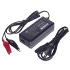 HB-14070105 14.7V1.5A 13.9W US Plugs Charger for Lead-Acid Battery - Black + Red (AC 100~250V)