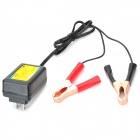 HB-130801 13.8V1A 13.8W US Plugs Charger for Lead-Acid Battery - Black (AC 100~240V)