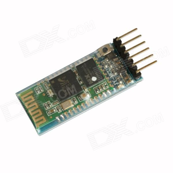 NEW Bluetooth Master UART Board Host Wireless Transceiver Evaluation Development Board - Blue