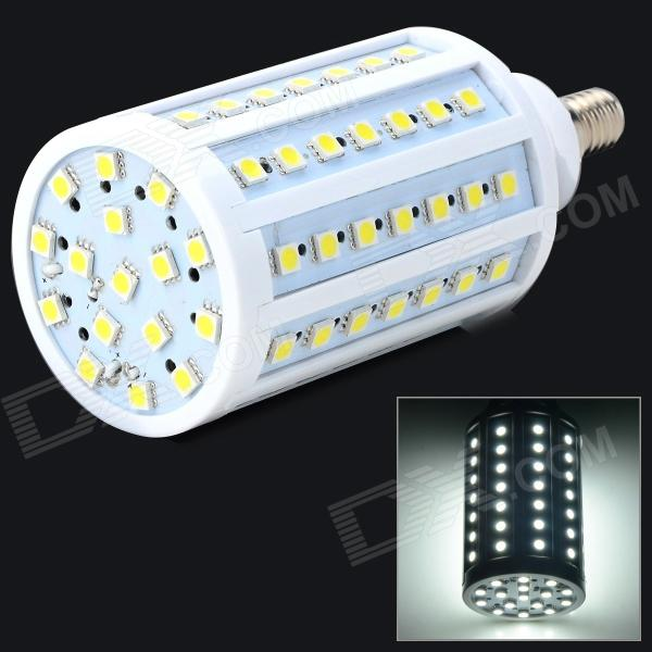 Fengyangdengshi 017 13W E14 86-5050 SMD LED White Bulb - White + Yellow + Multicolored (AC 220V)