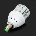 Fengyangdianzi 019 E14 7W 400lm 3000K 44-LED Warm White Corn Light - White + Yellow + Multi-Colored