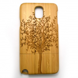Big-Tree-Pattern-Detachable-Protective-Bamboo-Back-Case-for-Samsung-Galaxy-Note-3-N9000-Yellow