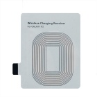 Itian K8 QI Standard Wireless Charger + Receiving Module for Samsung Galaxy Note 2 N7100 - Black