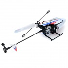 WLtoys V911 4-CH 2.4GHz Right Hand Single Rotor Helicopter w/ Gyro Toy - White