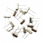 BONATECH 14 Kinds of Common Specifications Crystal Oscillator Component Set - Silver (14 PCS)