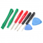 8-in-1 Professional Phone & Game Consoles Disassembly Tool -Multicolor