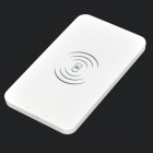 Universal Convenient Wireless Charger for Cellphone - White