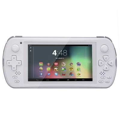 JXD S5800 5'' Quad Core Android 4.2 Smart Game Console w/ 1GB RAM, 8GB ROM, GPS