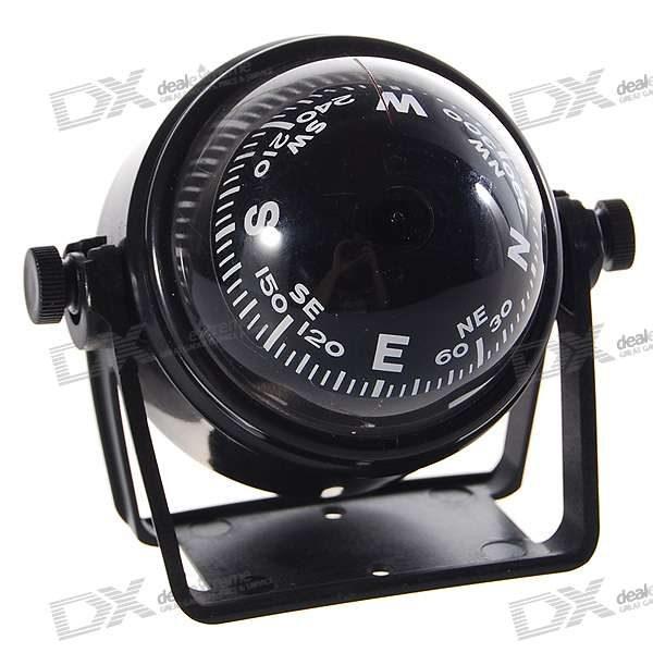 Marine Plastic Compass with Stand