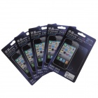 Newtop Protective Clear Screen Protector Guard Film for Samsung Galaxy Note i9220 - (5 PCS)