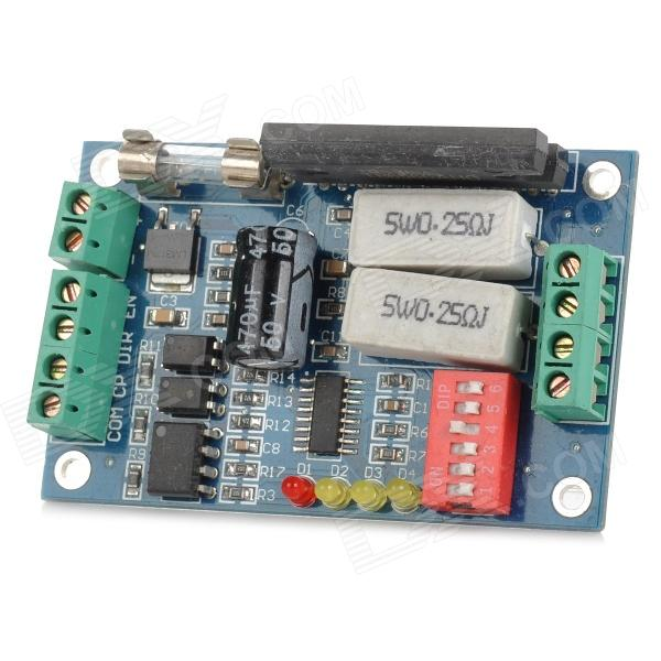 TB6560 Stepper Motor Driving Board Module - Deep Blue