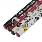 M&G AWP35712 Student Stationery 2H Six Corner Pencil Cartoon Pencil - Multicolor (12 PCS)